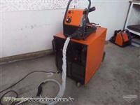 Maquina de solda mig 400 amperes 100% amperes totalmente revisada