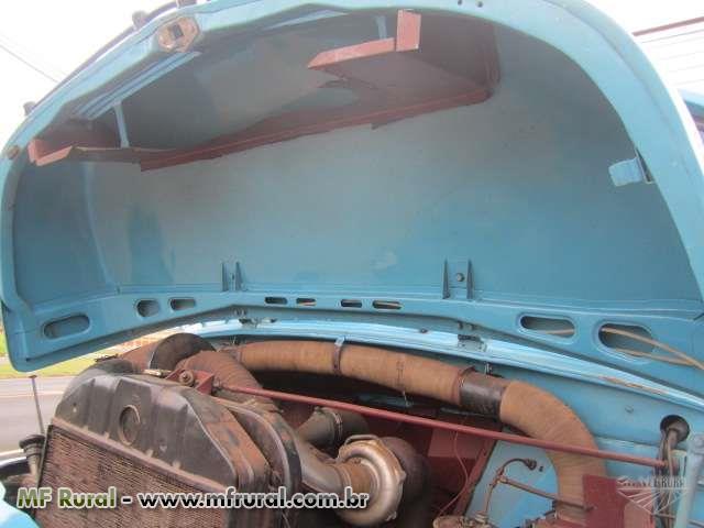 Caminhão Mercedes Benz (MB) 1113 ano 69