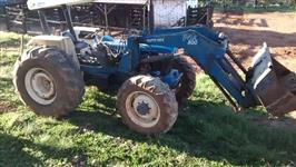 Trator Ford 7630 4x4 ano 01
