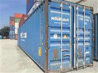 Container direto do navio
