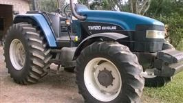 Trator New Holland TM 120