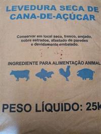 LEVEDURA SECA DE CANA DE AÇÚCAR