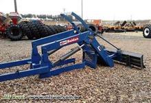 Conjunto de Lamina p/ Trator New Holland 6630 4x4 Série 95 - BT - Baldan - Novo