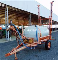 Pulverizador JACTO 2000 Litros de Barras 12 metros - Revisado