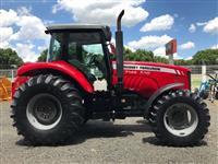 Trator Massey Ferguson 7140 4x4 ano 13