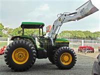 Trator John Deere 7500 4x4 ano 01