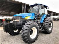 Trator New Holland TM 7020 4x4 ano 11
