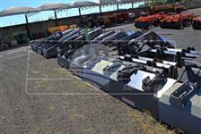 Conjunto de Concha PAM 1100 BT p/ Tratores New Holland 7630/ 2007 á 2013 GII motor NH – Baldan >Novo