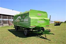 Vagão Coletor de Lixo VCP 2.500 – Pinheiro > Usado