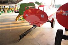 Tanque de Água 3.000 Litros / Rodado Simples / sem Pneus – Tadeu > Novo