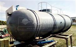Tanque de Água 12.000 Litros / Retirado do Caminhão > Usado