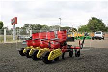 Plantadeira PLB Directa 4 x 3800 mm / 4 Linhas com Roda de Borracha – Baldan > Nova