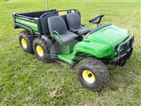 Gator John Deere 6×4 ano 2012 / Diesel s