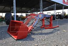 Conjunto de Concha PCA 800 para Tratores Massey Ferguson 4292 – Tatu > Novo