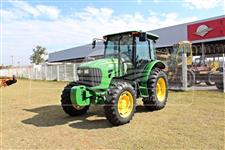 Trator John Deere 5078 4x4 ano 15