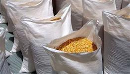 Farelo de soja ensacado milho ensacado