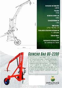 Guincho agricola BIG-BAG