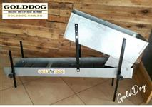 Calha Concentradora GOLDDOG 20cm X 1mt PORTÁTÍL GDHB20100
