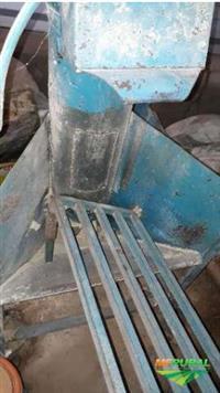 Misturador 300 kg, motor 2cv, monofásico