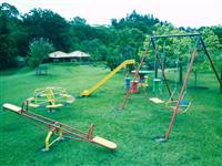 Playground Brinquedos de Ferro