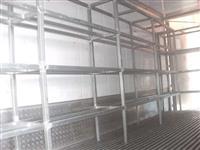 Container Reefer - Congelados e Refrigerados