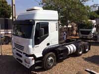 Caminhão Iveco STRALIS 420 - TETO ALTO ano 07