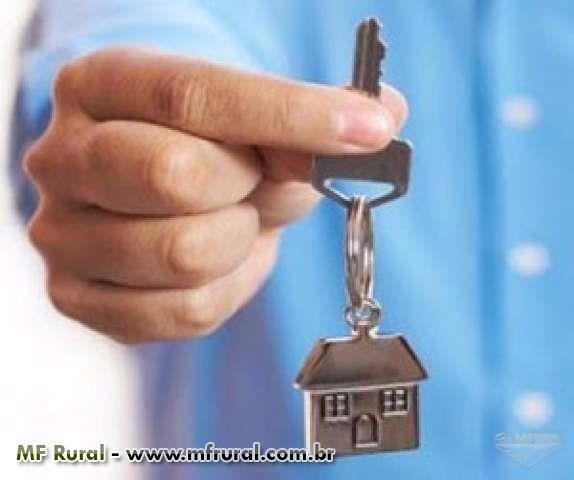 Crédito para imóveis rurais e urbanos R$ 100 MIL A R$ 5 MILHÕES