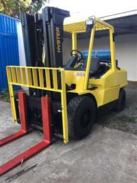 Empilhadeira Hyster 120XM, ANO 2005, 6T