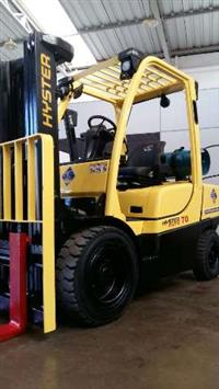 Empilhadeira Hyster H70FT, ANO 2012