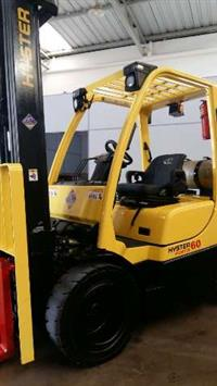 Empilhadeira Hyster H60FT, 2011