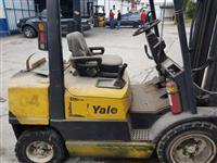 Empilhadeira Yale GP, Operacional