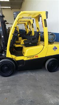 Empilhadeira Hyster H70FT, 2010