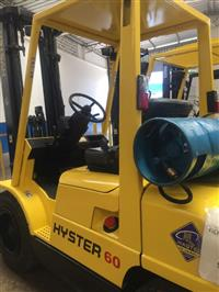 EMPILHADEIRA HYSTER H60XM,