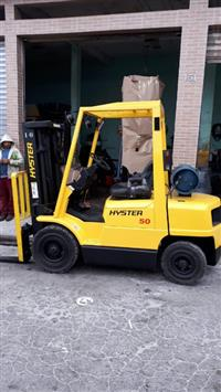 Empilhadeira Hyster H50XM , Ano 2004