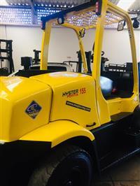 Empilhadeira Hyster H155FT à Diesel