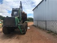Forwarder Jhon Deere