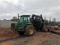 Forwarder jhon deere 1710D