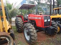 Trator Massey Ferguson 275 4x4 ano 04