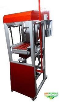 Máquina para Blocos de Concreto Manual CastorMaK CK1.0