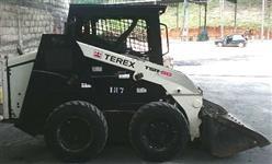 Mini Pá Carregadeira TEREX TSR50