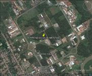 Terreno plano no CDI, com 2 lotes de 23.500 m² cada, em Ananindeua-PA