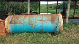 Tanque reservatório combustível 4000 L