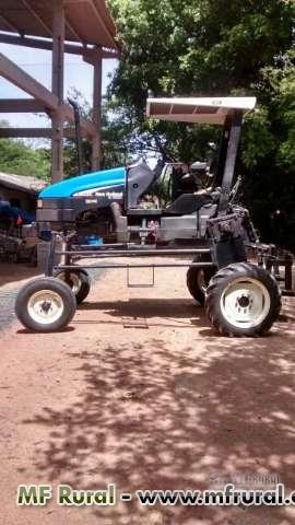 Trator Ford/New Holland TL 55 4x2 ano 04