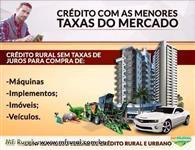 CRÉDITO RURAL TAXA DE 0.14% A.M CONFIRA!!!!