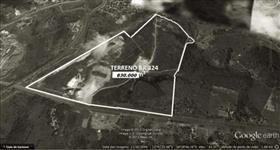 Terreno 63 hectares, frente BR