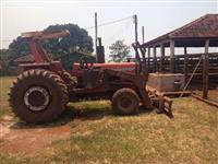 Trator Massey Ferguson 295 4x2 ano 87