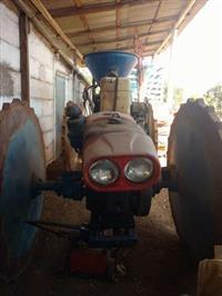 Trator Chupa Cabra GN 18, marca Cattoni