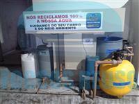 Recicladora de água