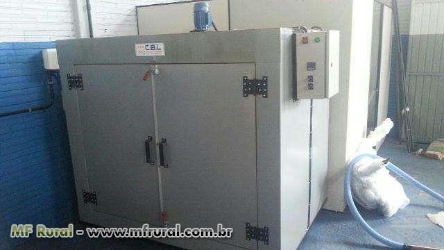 Estufa digital industrial para secagem/cozimento/Cura