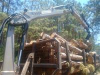 Autocarregavel Florestal TMO / Valmet